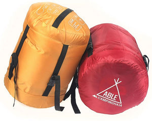 ABLE  Seasonal sleeping bag / Rechargeable Air Circulator / Outdoor Activities