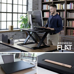 [ORM]RENDESKSRD-FLAT/STANDING DESK/STABLE/SLIM