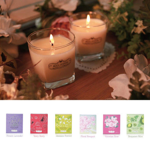 [Aromaliz]Bean AvenueNatural Soy candle/Home deco/candle/nature