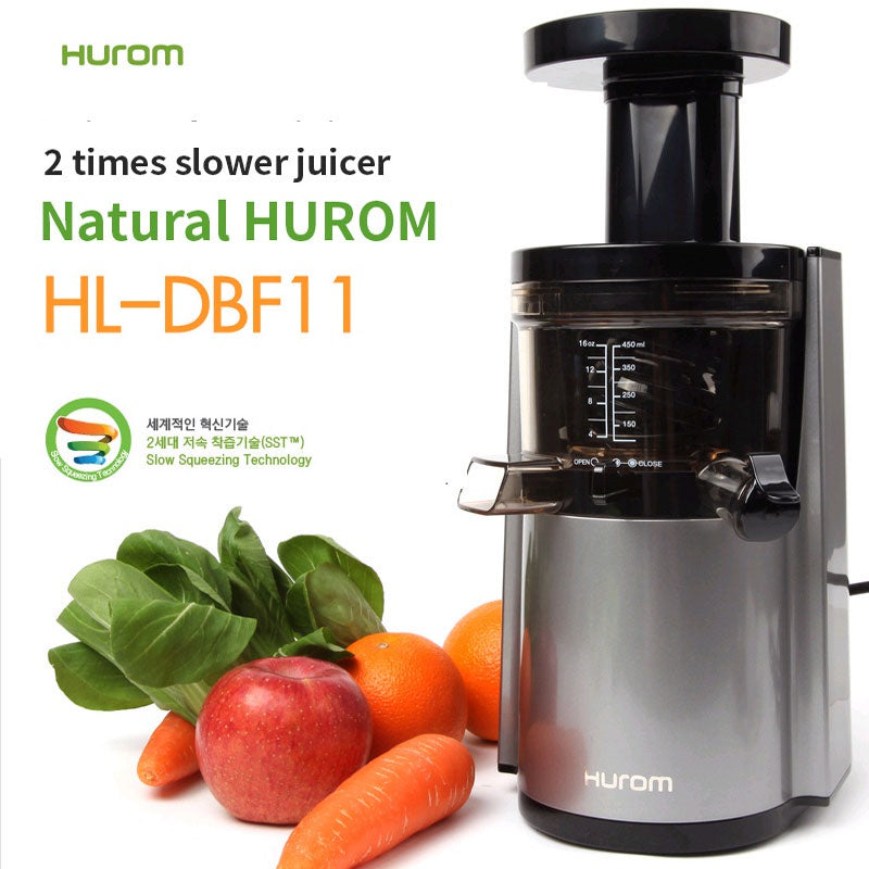 [CUCKOO]HUROMHL-DBF11/JUICE MAKER/ Fruit Vegetable Extraction/ Healty/Slow jucier