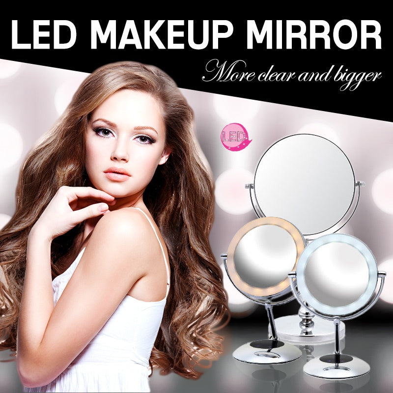 HM-469 Smart Led MirrorMakeup / Mirror / Brightness / Light/ Led / Beauty Tool