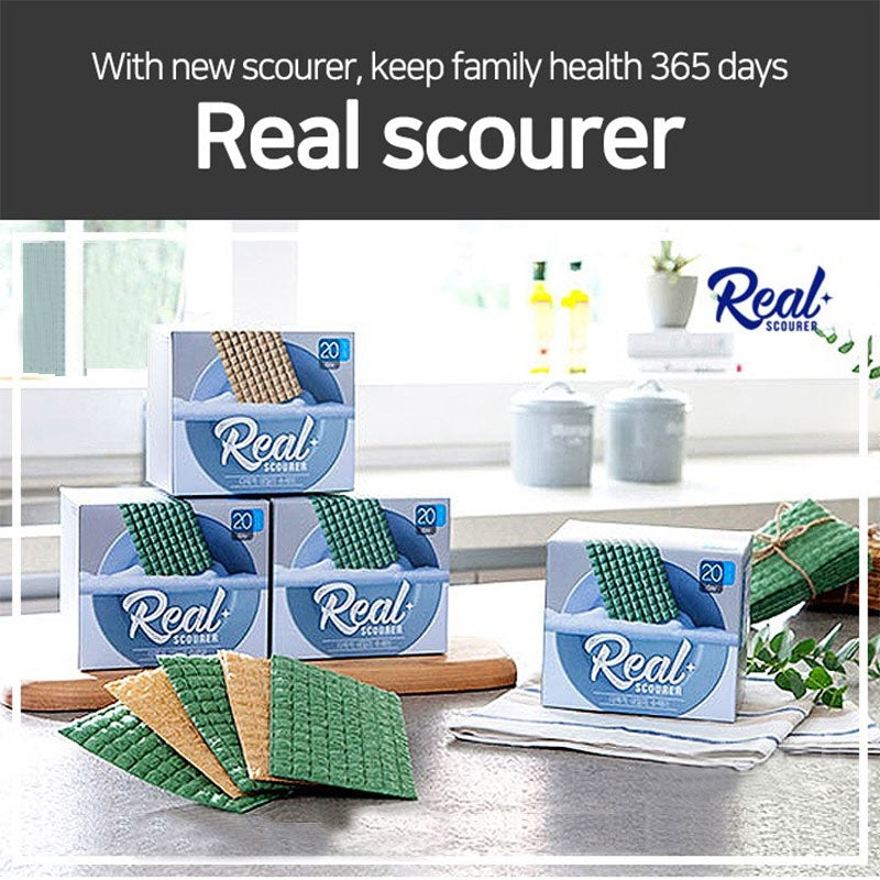 [UCNC]Real scourer/powerfully remove/Clean up