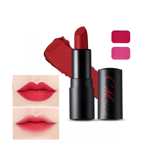 [CM Company Global] CM RED VERCICOLOR MATTE LIPSTICK 01 Rubyhill
