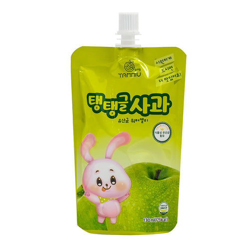 [Samsung Farm] TAMMIU tangtangle lactobacillus waterjelly 130ml*10 (apple)