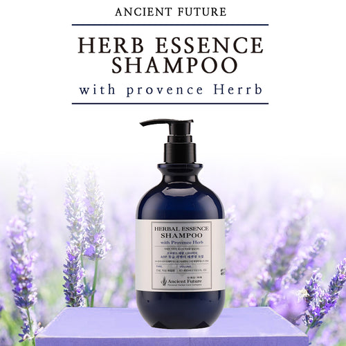 [Ancient Future] Hair/ Bath/ Herb Essence shampoo 400ml/ Herbal therapy at home