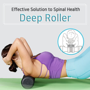 [MEDSAPIENS]Deep roller /Home training/ Excerise item/ Healthy body/ Body care/ Training item