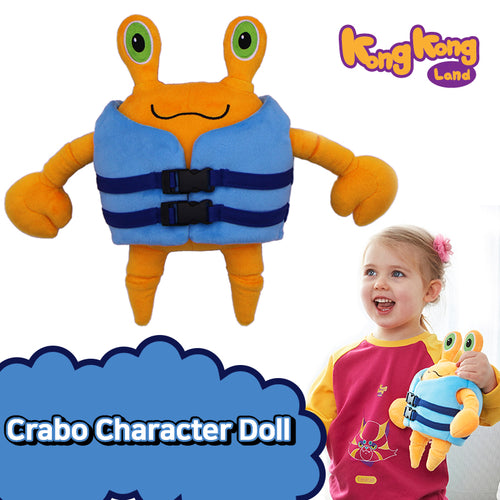[CGPIXEL]Crabo Character Doll 210cm/Use above 3 years old