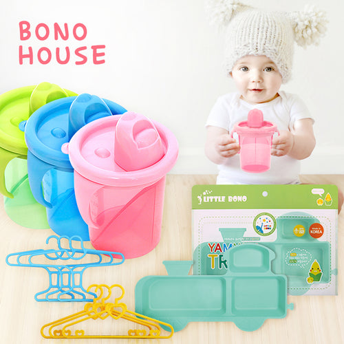 [YUWON PS] Kids hanger/ Training Cup/ Train plate/ Train tableware/ Kids table item/ Interesting item