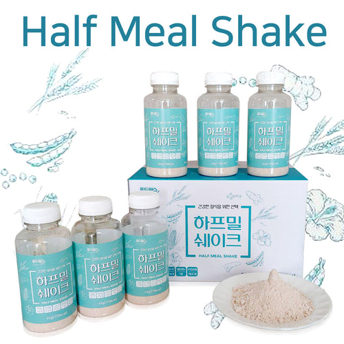[Foodreams] Half meal shake 540g/ Shake/ Diet/ Meal/ Drink food