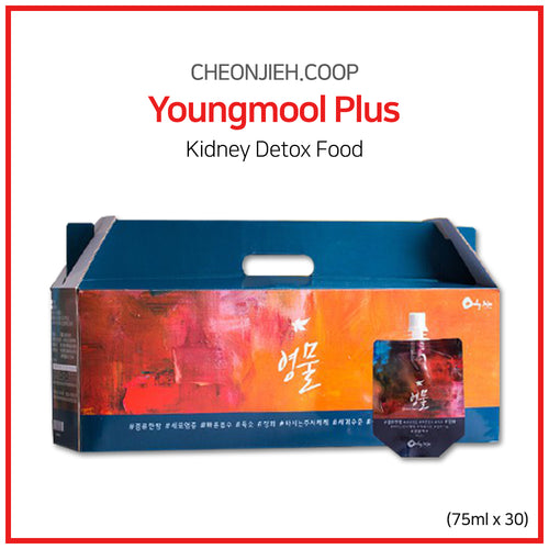 [Cheonjieh.Coop] Youngmul Plus 75ml x 30 / 90 Kinds of saponins/ Vitamin/ Magnesium