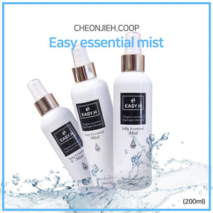 [Cheonjieh.Coop] easy essential mist 120ml /Whitening anti-wrinkle/ Rich minerals/ Spray type