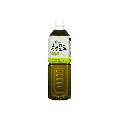 Choronin Green grape 1000ml/ Korea Drink/ Sweet/ Concentrate/ Diluted with water