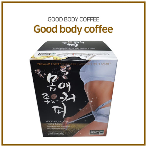 Good body coffee