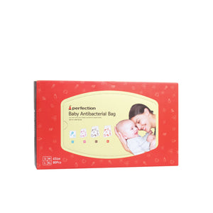 [Jangan-hitech]  Mon&Baby item/ Antibacterial baby zipper bags - 4 kinds set