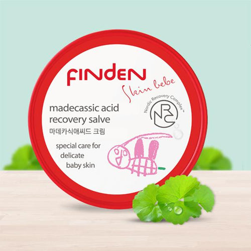Finden Skinbebe Madecassic Acid Cream