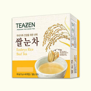 Teazen Embryo Rice Bud Tea 40Tea Bags / Teazen