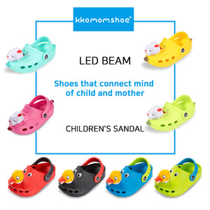 [kkomomshoe] Kids shoes/ Funny shoes/ led Beam/ Banana/ Duck/ Cute shoes