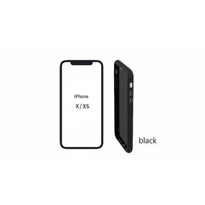 [Pixelro] Soft Privacy Case i-phone X/XS Black