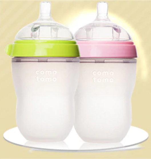 Newborn Baby Feeding Bottle 8 ozs.