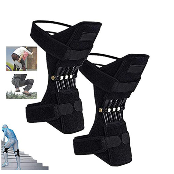 Joint Support Breathable Power Knee Stabilizer Pads