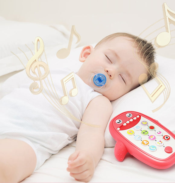 Baby Musical Educational Mobile Phone
