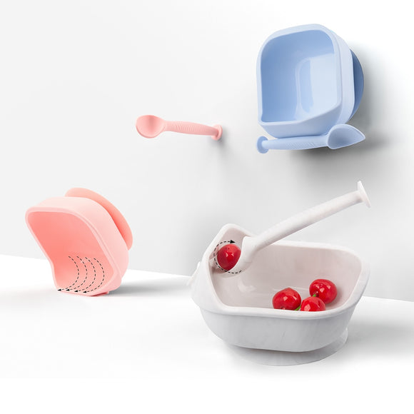 Baby/Children Rotating Spill-Proof Bowl.