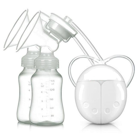 Double Electric USB  Breast Pumps