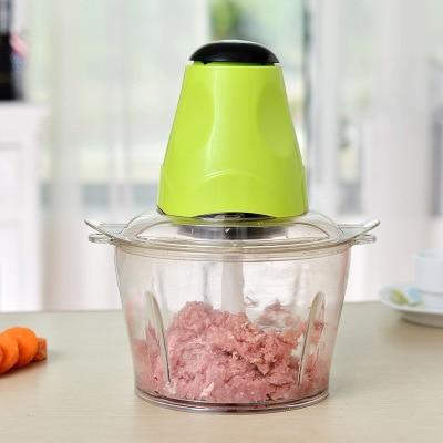 2L Blender Food Processor and Meat Grinder