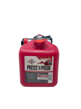 Press 'N Pour 1+ Gallon Gas Can
