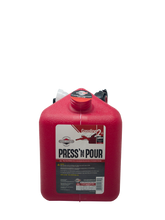 Press 'N Pour 2+ Gallon Gas Can