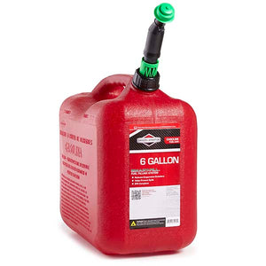Smart-Fill 6 Gallon Gas Can