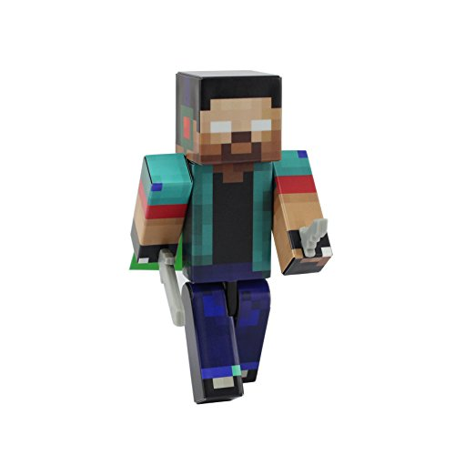 Custom Minecraft Toys And Pixelated Foam Products EnderToys - Skins fur minecraft herobrine