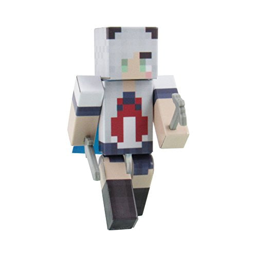 School Girl Action Figure by EnderToys [Not an official Minecraft product]