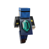 Blue Hair Miner Boy