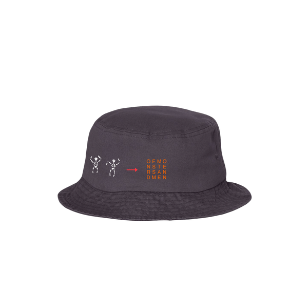"OMAM ""OMAM SKELETON"" Bucket Hat"