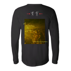 "OMAM ""OMAM MONSTER"" Black Longsleeve"