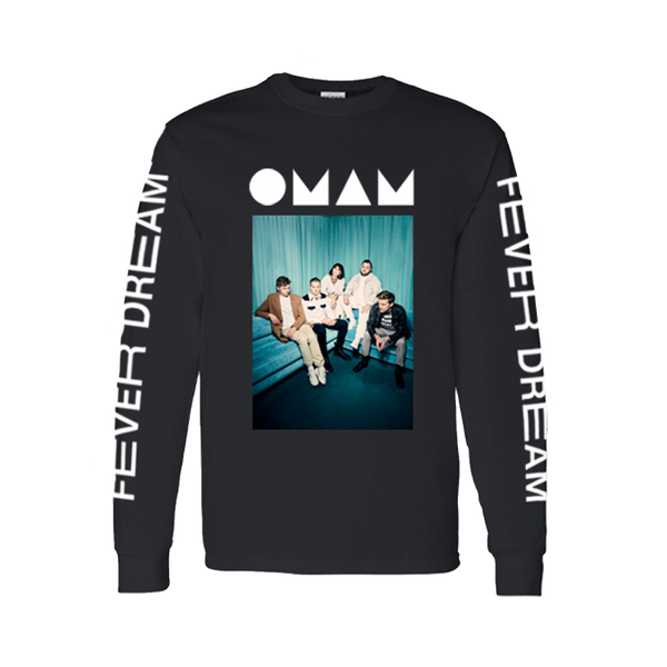 FEVER DREAM BLACK LONGSLEEVE