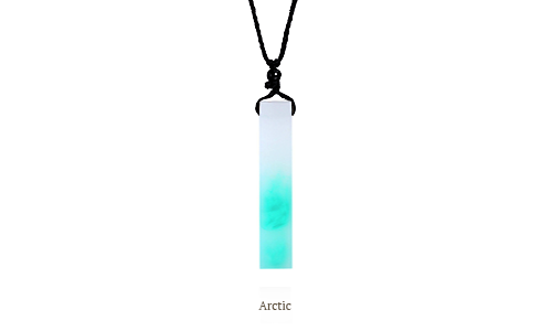 Ethereal Stone Necklace