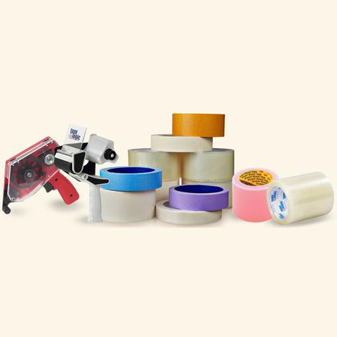 Tape & Dispensers-Lamar Packaging Supplies Inc