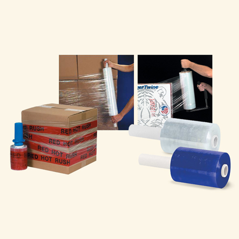 Stretch Wrap Film-Lamar Packaging Supplies Inc