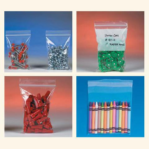 Poly Bags-Reclosable-Lamar Packaging Supplies Inc