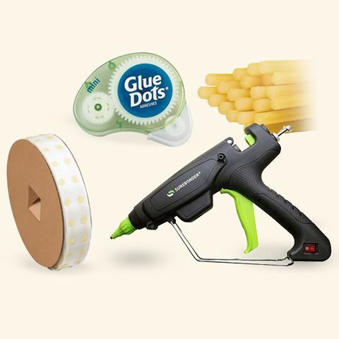 Industrial Glue Sticks & Glue Dots-Lamar Packaging Supplies Inc