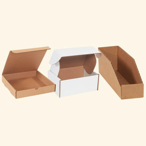 Mailers - Chipboard Pads - Bin Boxes-Lamar Packaging Supplies Inc