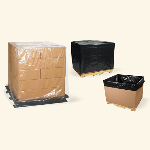 Gaylord Liners, Pallet Covers & Poly Sheeting-Lamar Packaging Supplies Inc