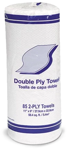 Double Ply Towels