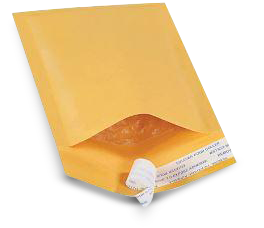 Self-Seal Bubble Mailers