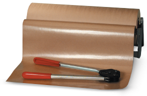 50 lb Poly Coated Kraft Paper