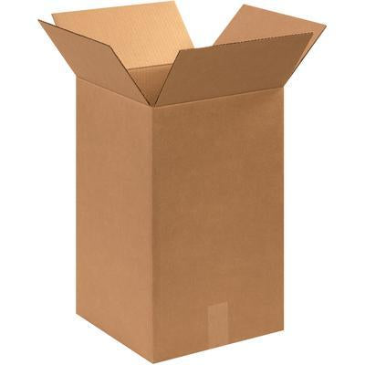 "12"" x 12"" x 20"" - thru - 13"" x 10"" x 15"" - Corrugated Boxes 25/bundle, unless noted-Standard Corrugated Boxes-Lamar Packaging Supplies Inc"