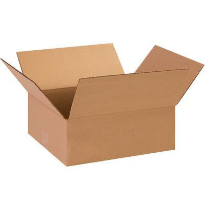"13"" x 11"" x 5"" - thru - 13-3/4"" x 10-1/4"" x 9-1/8"" - Corrugated Boxes 25/bundle-Standard Corrugated Boxes-Lamar Packaging Supplies Inc"