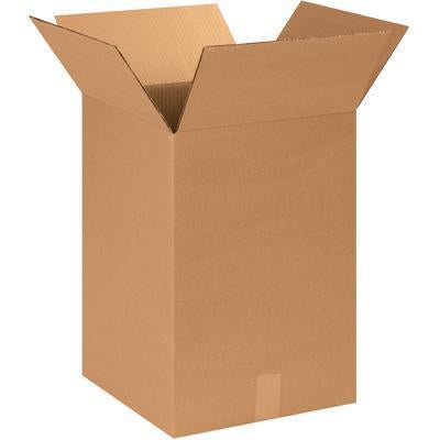 "14"" x 12"" x 4"" - thru - 14-1/2"" x 8-3/4"" x 12"" - Corrugated Boxes 25/bundle, unless noted-Standard Corrugated Boxes-Lamar Packaging Supplies Inc"